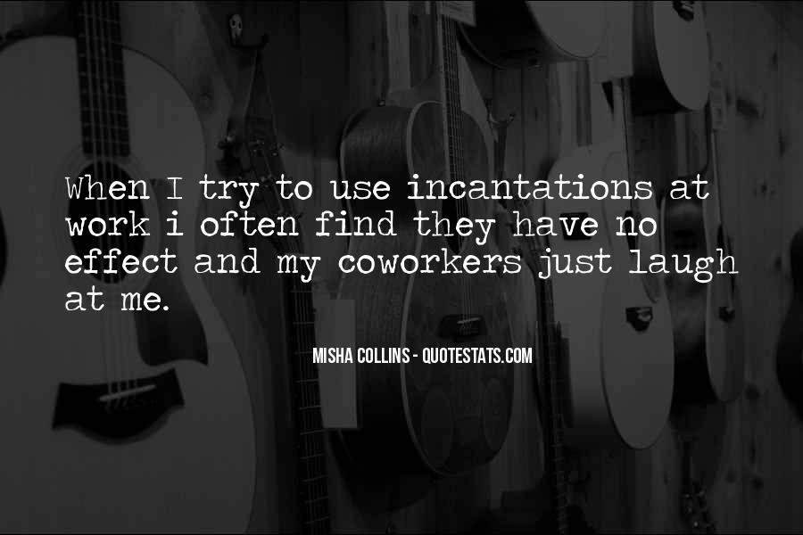 Misha Collins Quotes #1357210