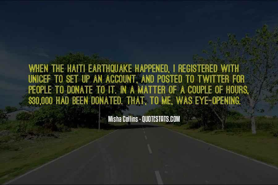 Misha Collins Quotes #1404011