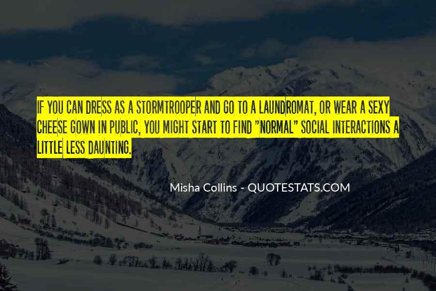Misha Collins Quotes #1526597