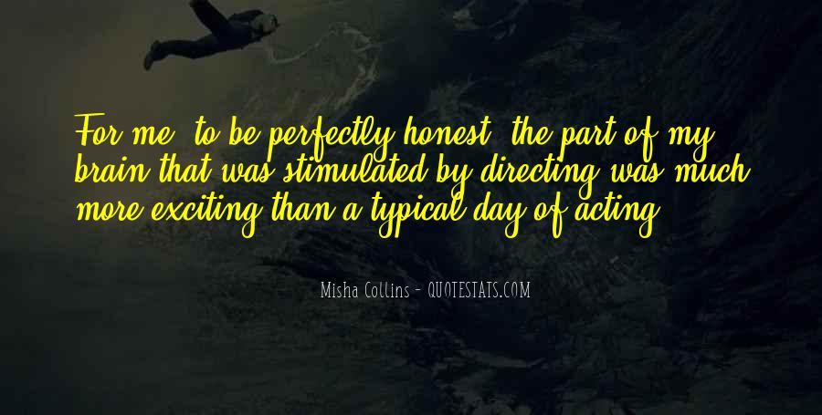 Misha Collins Quotes #1628337