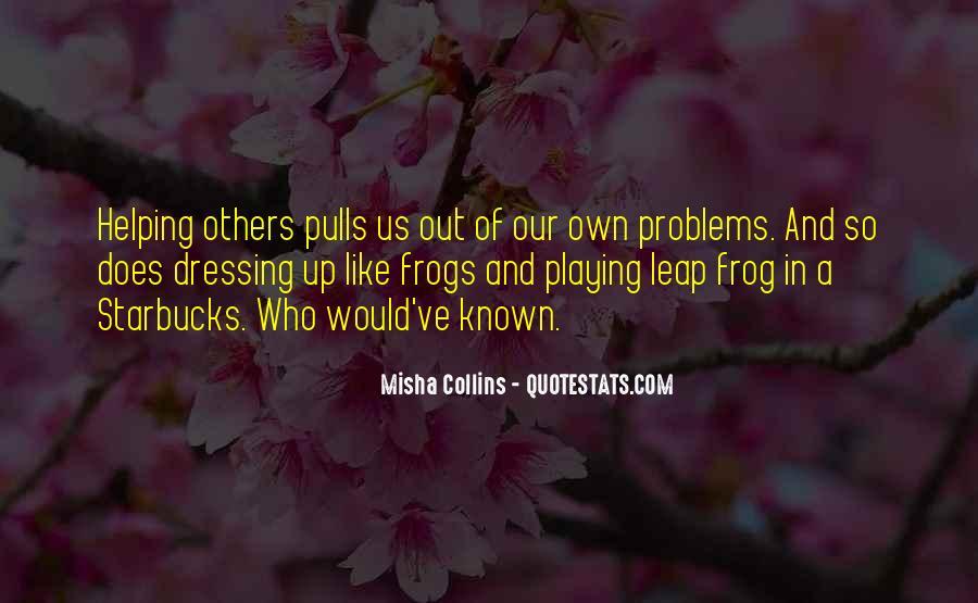 Misha Collins Quotes #1715679