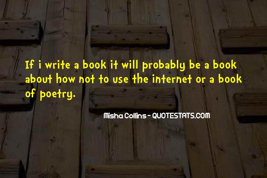 Misha Collins Quotes #1737039