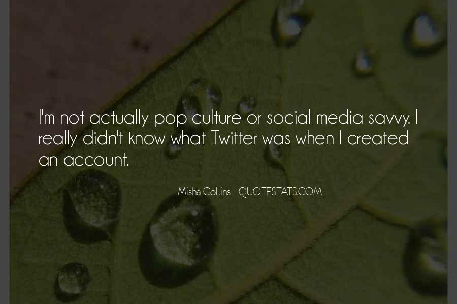 Misha Collins Quotes #192794