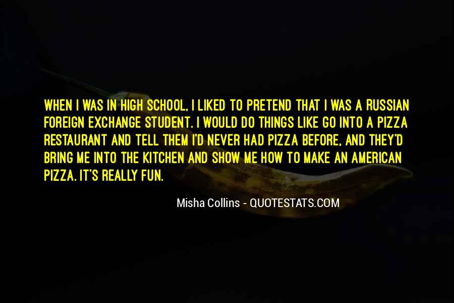 Misha Collins Quotes #341293