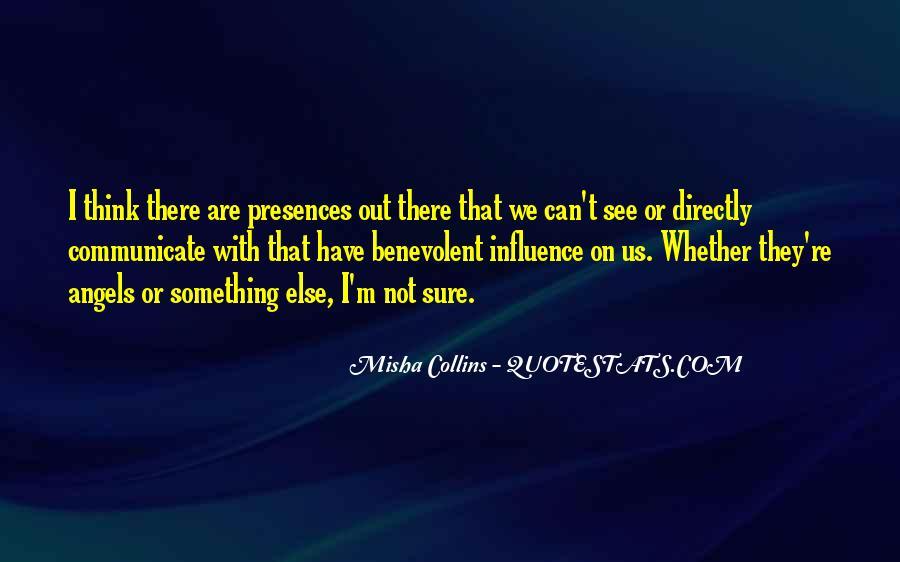 Misha Collins Quotes #351875