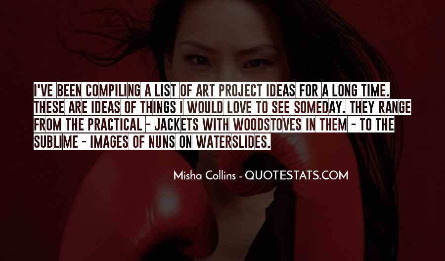Misha Collins Quotes #363278