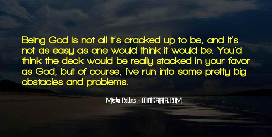 Misha Collins Quotes #448415