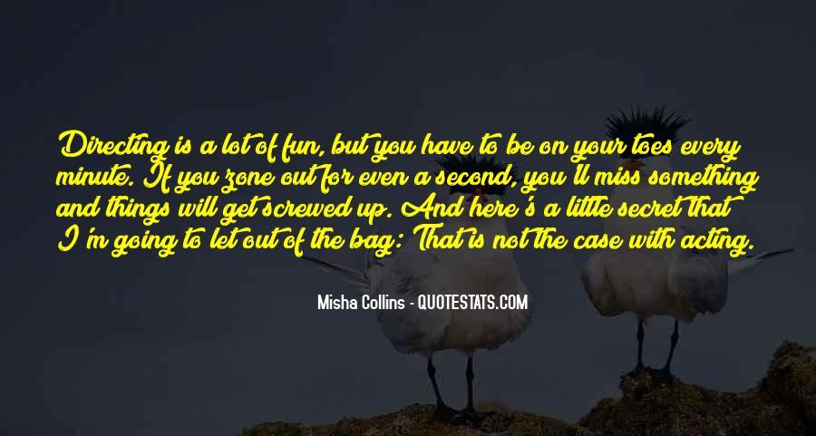 Misha Collins Quotes #511641
