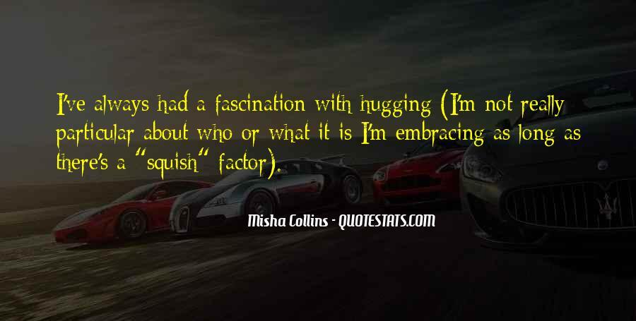 Misha Collins Quotes #52287