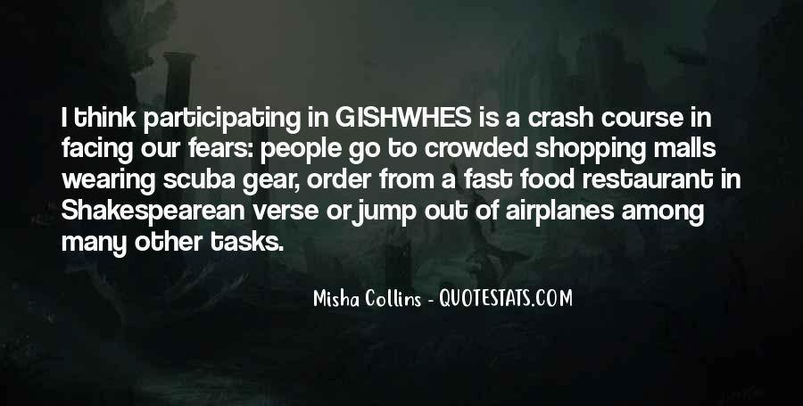 Misha Collins Quotes #749282