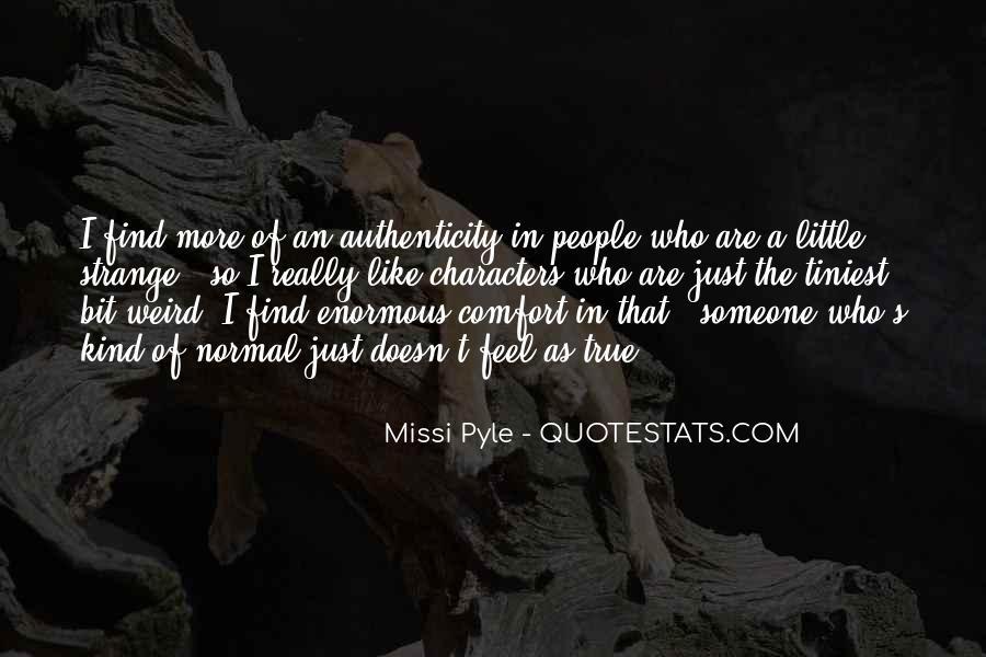 Missi Pyle Quotes #108473