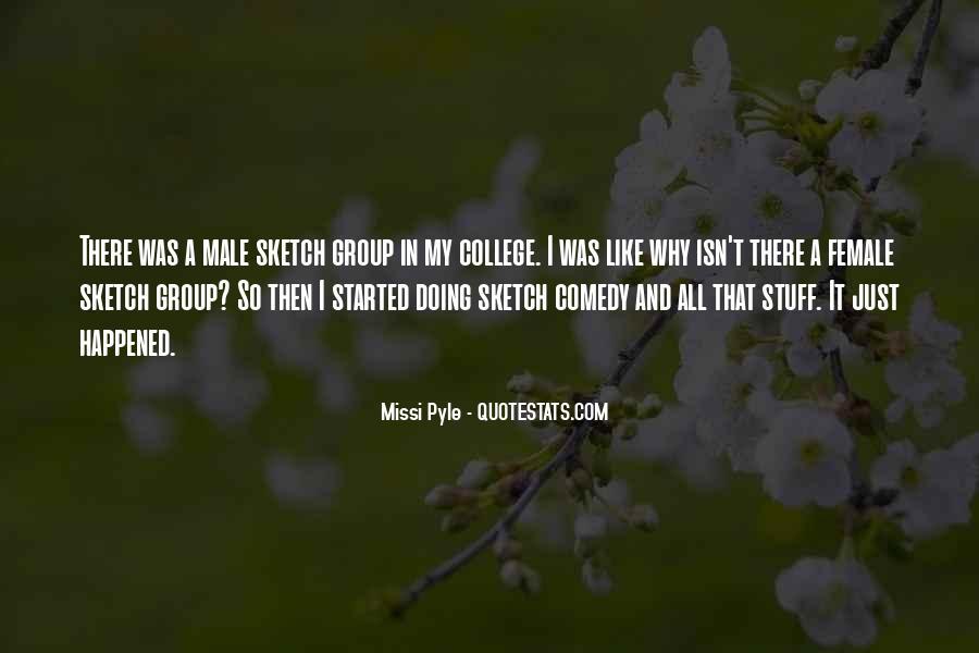 Missi Pyle Quotes #283441