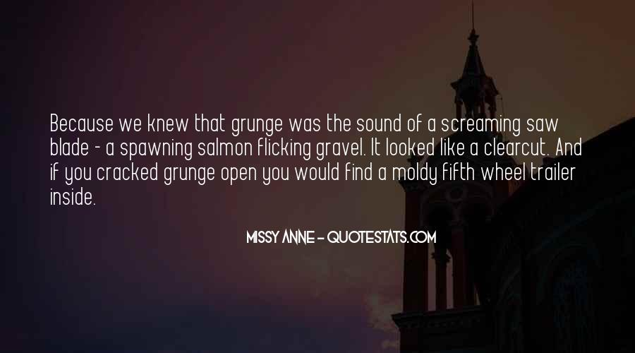 Missy Anne Quotes #110799