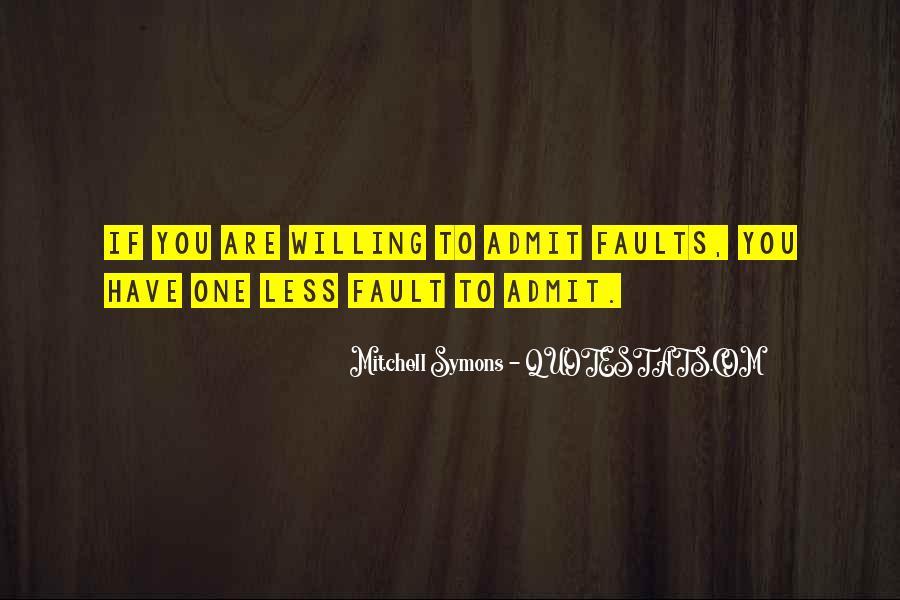 Mitchell Symons Quotes #1483634