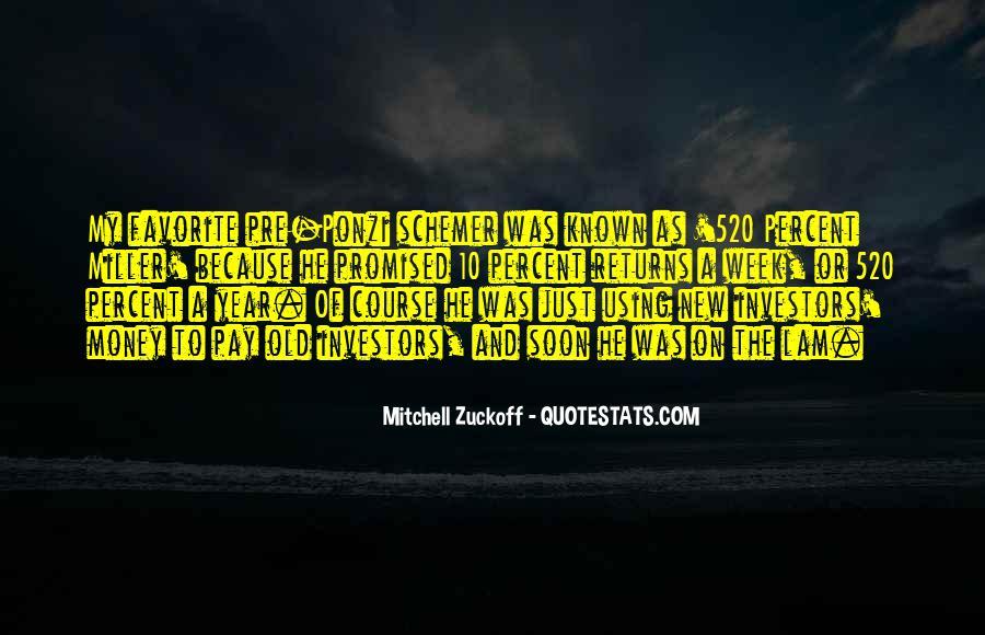 Mitchell Zuckoff Quotes #121710
