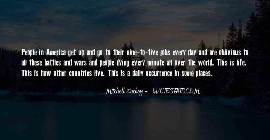 Mitchell Zuckoff Quotes #1381363