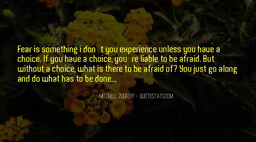 Mitchell Zuckoff Quotes #1639852