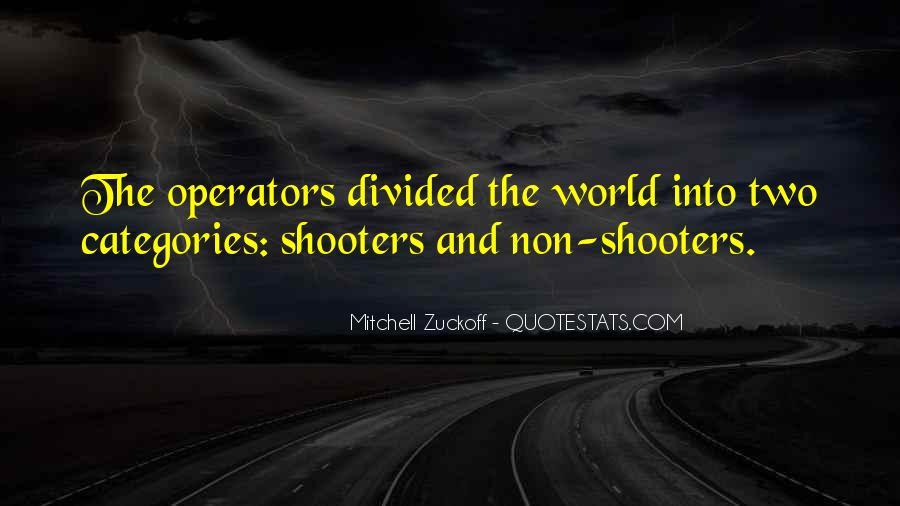 Mitchell Zuckoff Quotes #381852