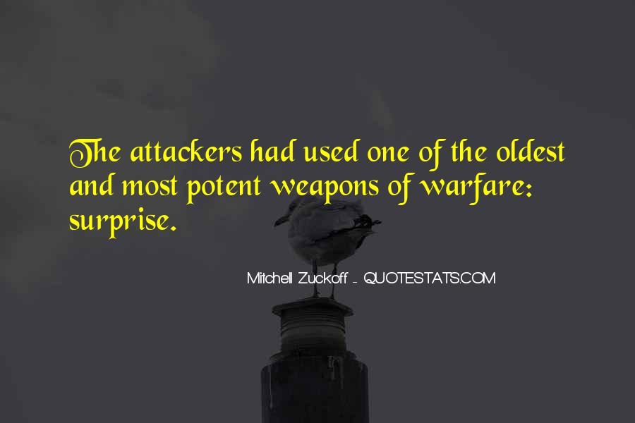 Mitchell Zuckoff Quotes #416164