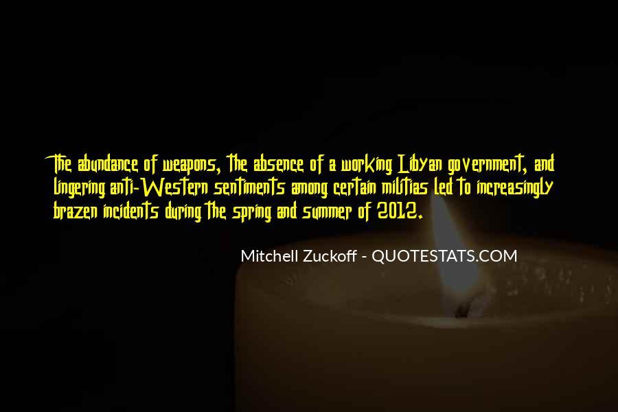 Mitchell Zuckoff Quotes #548842