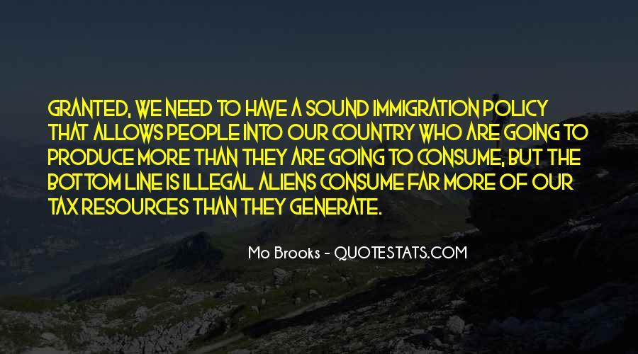 Mo Brooks Quotes #158479