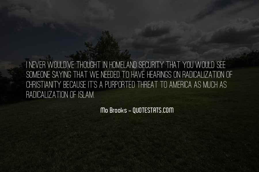 Mo Brooks Quotes #659886