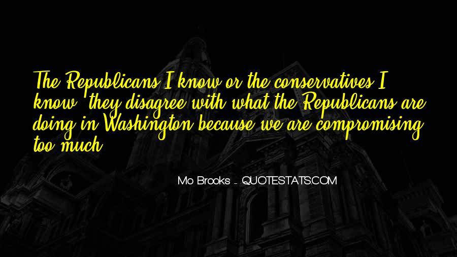 Mo Brooks Quotes #826737