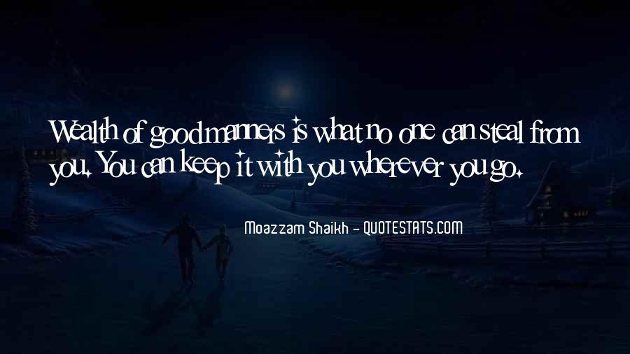 Moazzam Shaikh Quotes #1598415