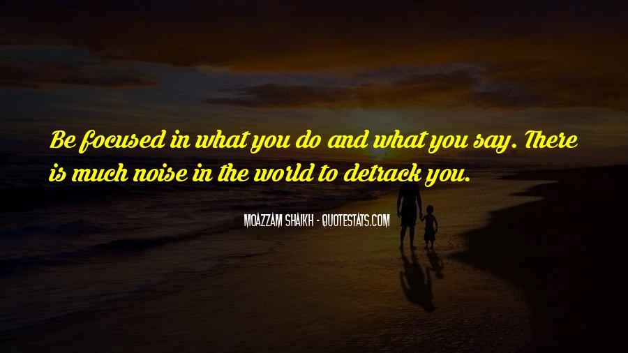 Moazzam Shaikh Quotes #372790
