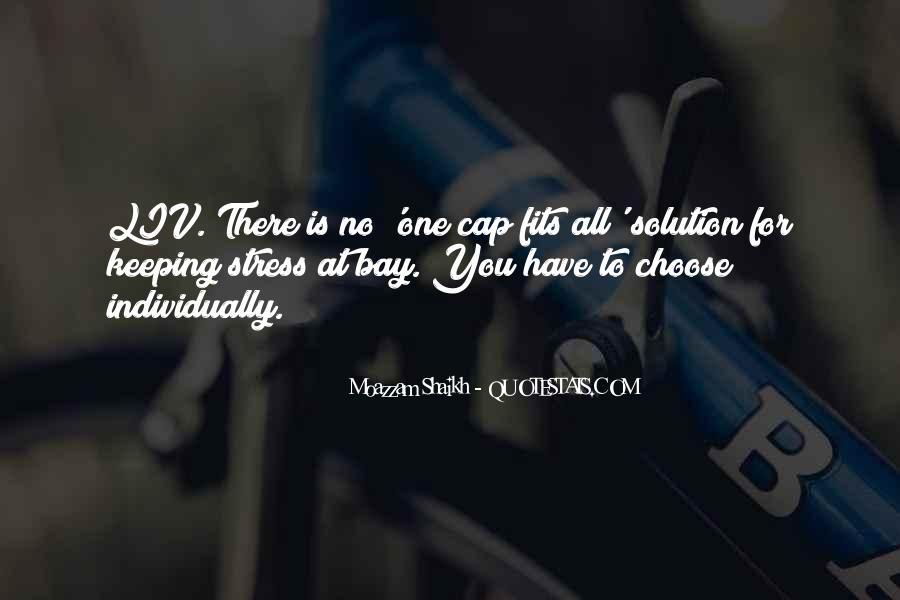 Moazzam Shaikh Quotes #782611
