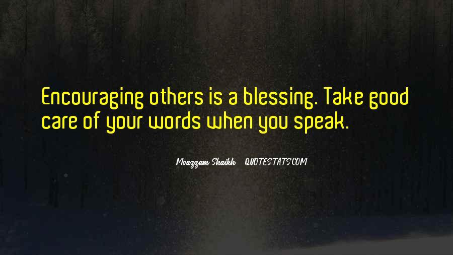 Moazzam Shaikh Quotes #930538