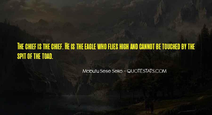 Mobutu Sese Seko Quotes #553742