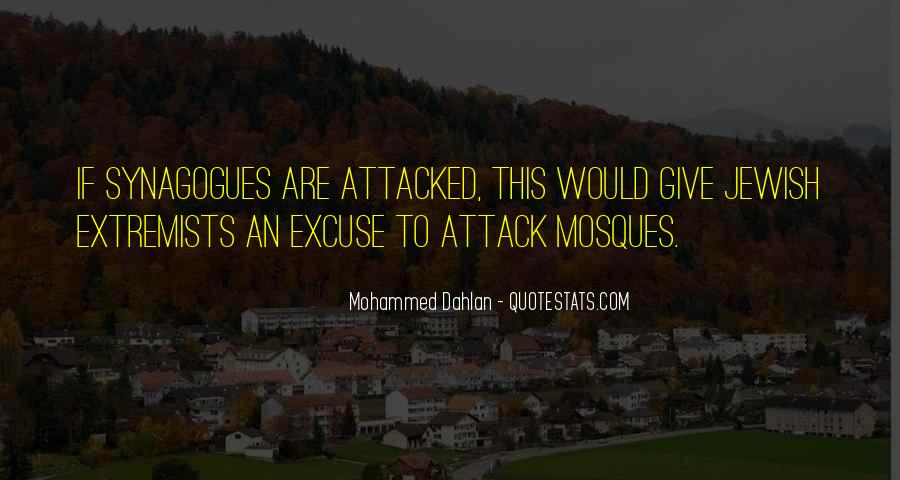 Mohammed Dahlan Quotes #259996