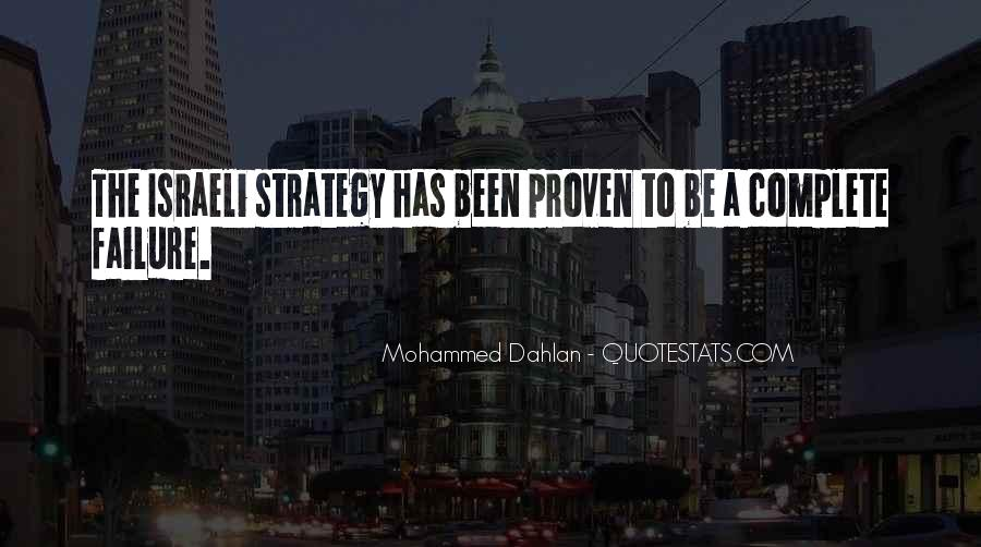 Mohammed Dahlan Quotes #372359