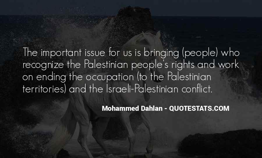 Mohammed Dahlan Quotes #429615