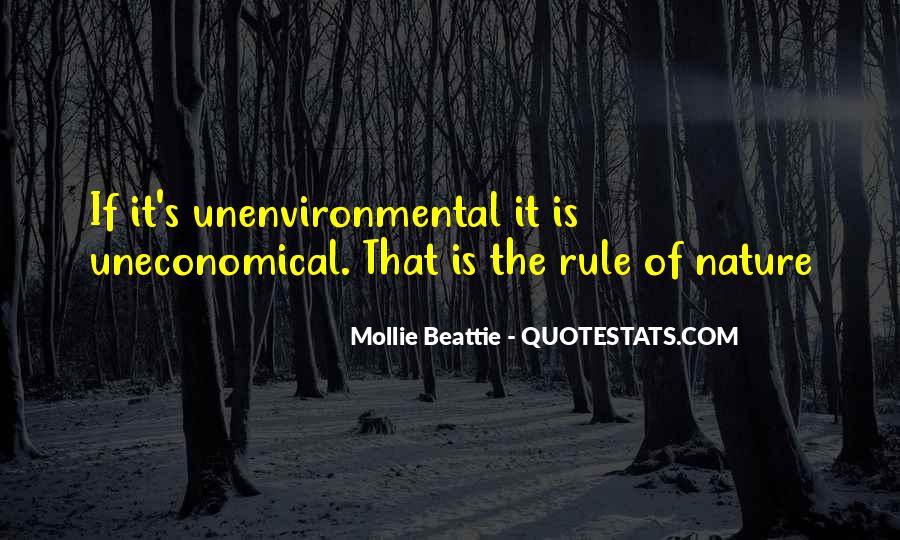 Mollie Beattie Quotes #835330