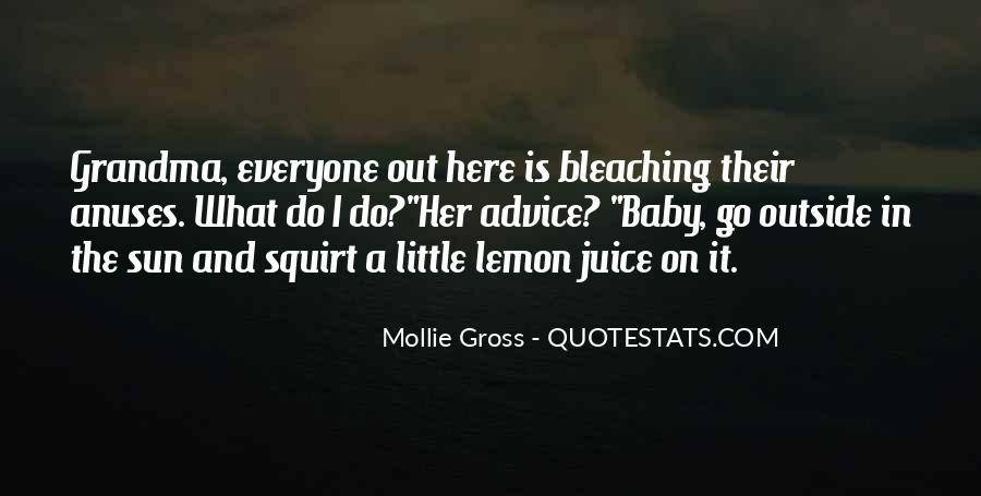 Mollie Gross Quotes #1210883
