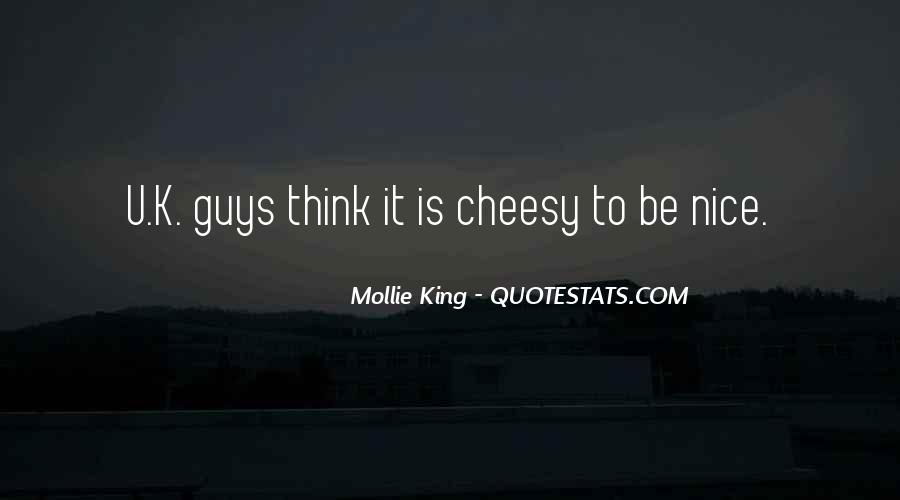 Mollie King Quotes #1303996