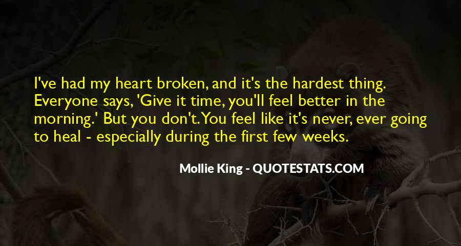 Mollie King Quotes #166907