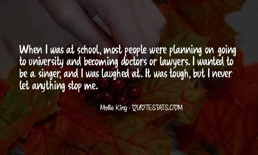 Mollie King Quotes #326252