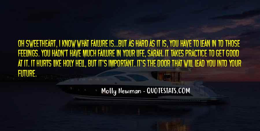 Molly Newman Quotes #1122126
