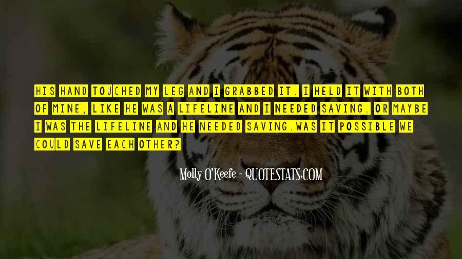 Molly O'Keefe Quotes #125189