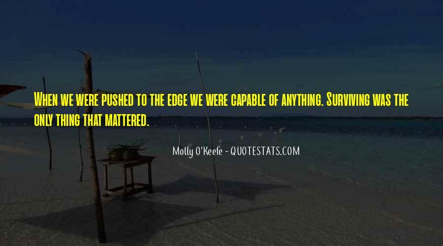 Molly O'Keefe Quotes #1296371