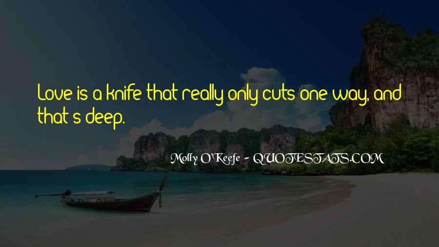 Molly O'Keefe Quotes #1412623