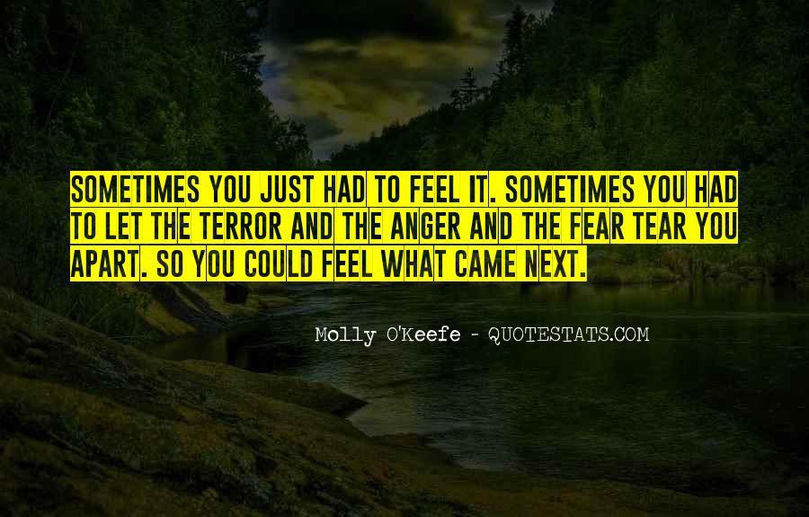 Molly O'Keefe Quotes #1617517