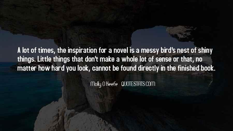 Molly O'Keefe Quotes #168758