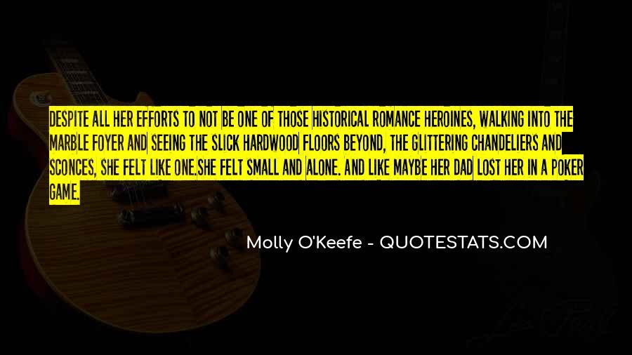 Molly O'Keefe Quotes #197039