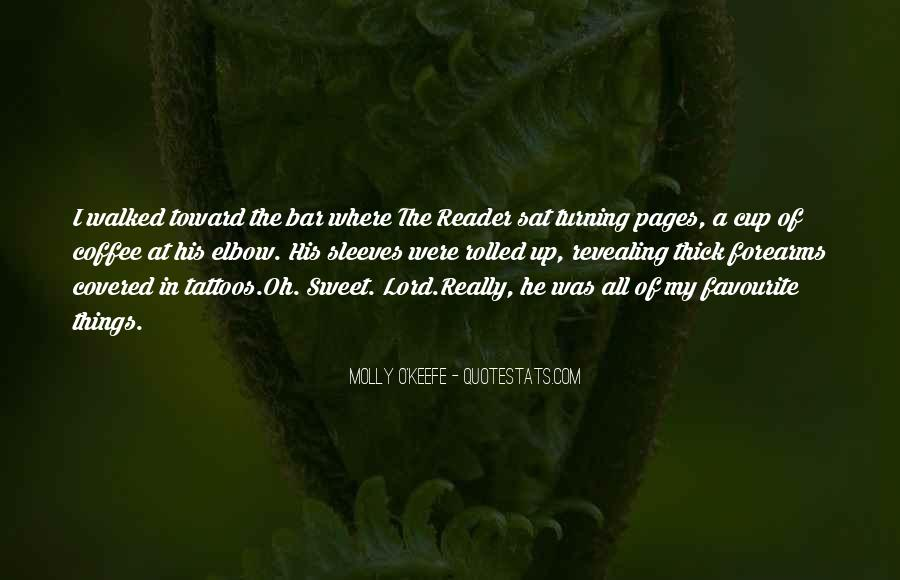 Molly O'Keefe Quotes #223092
