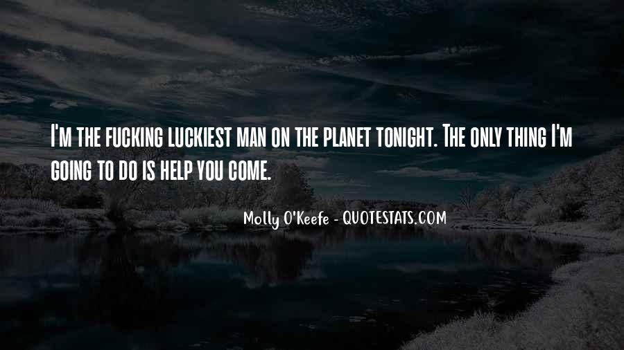 Molly O'Keefe Quotes #517196