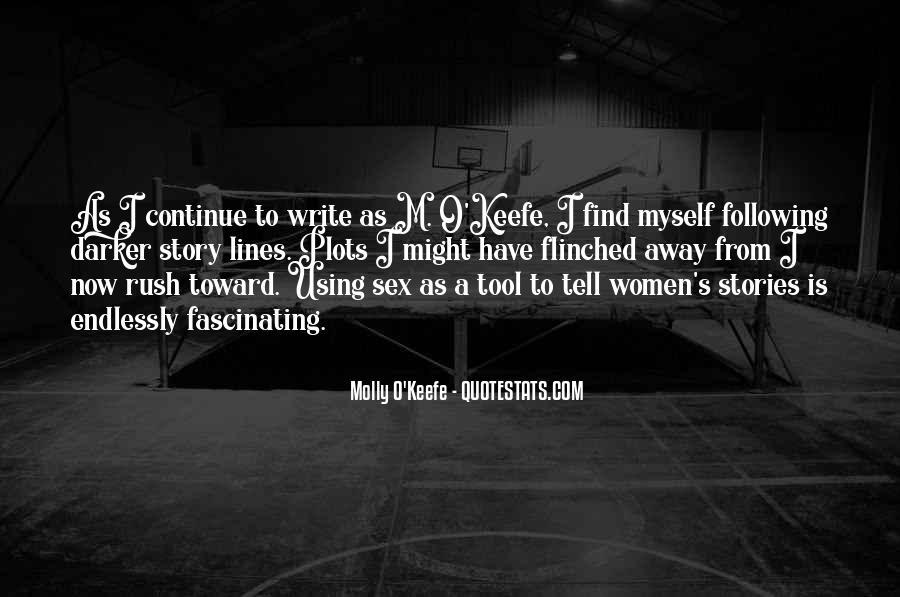 Molly O'Keefe Quotes #59432